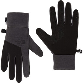 The North Face Etip Gloves Men tnf black/tnf darkgrey heather